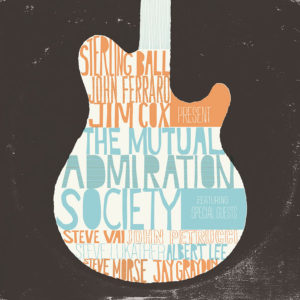 (2018) Sterling Ball, John Ferraro and Jim Cox - The Mutual Admiration Society
