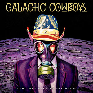 (2017) Galactic Cowboys - Long Way Back To The Moon