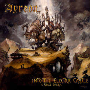 (2018) Ayreon - Into The Electric Castle