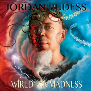 (2019) Jordan Rudess - Wired For Madness