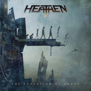 (2020) Heathen - The Evolution Of Chaos (Reissue)